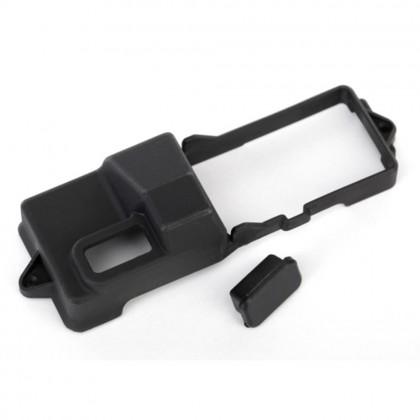 Traxxas Box receiver/ESC mount/rubber plug/adhesive foam tape (2pcs) TRX7524