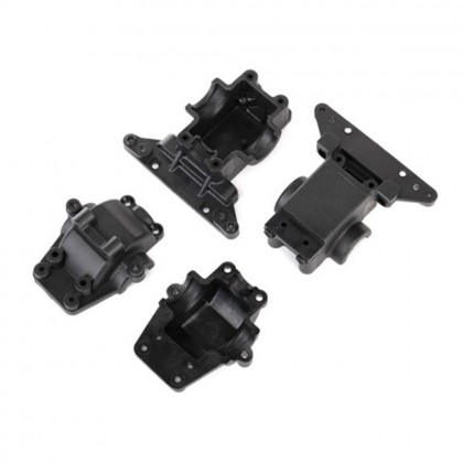Traxxas Bulkhead front & rear/differential housing front & rear TRX7530