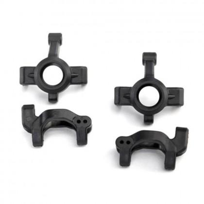 Traxxas Caster blocks (c-hubs) (2pcs)/steering block (2pcs) TRX7532