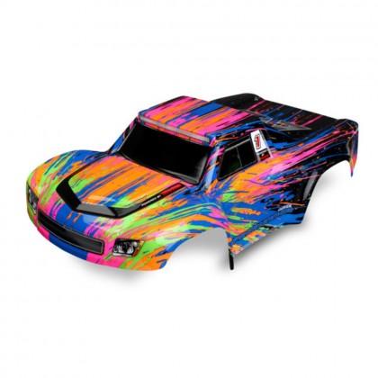 Traxxas Body LaTrax Desert PreRunner colour burst (painted)/decals TRX7620