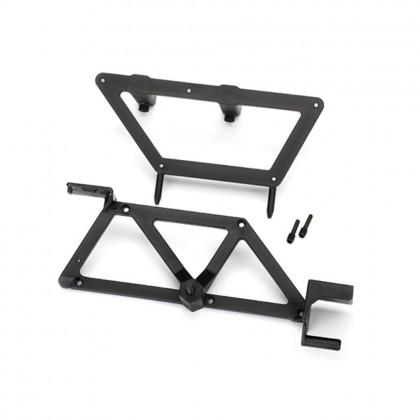 Traxxas Spare tire mount/mounting bracket/screw pins (2pcs) TRX8021