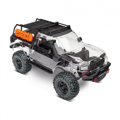 Traxxas TRX-4 Sport Unassembled Kit 4WD Electric Truck TRX82010-4