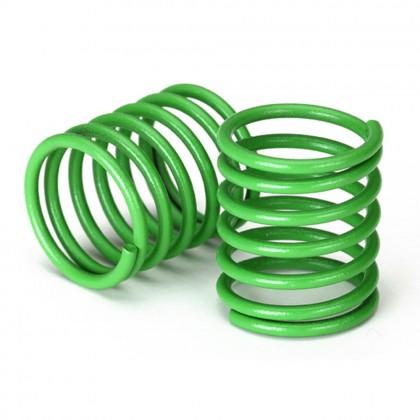 Traxxas Spring shock (green) (3.7 rate) (2pcs) TRX8362G