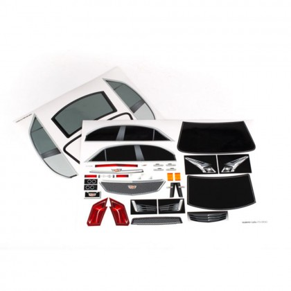 Traxxas Decal sheet Cadillac CTS-V TRX8393