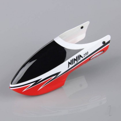 Twister Canopy, Red (for Ninja 250) TWST100126R