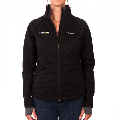 Horizon Tectonic Ladie Softshell Black Medium HHD100M