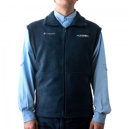 Horizon Cathedral Peak Vest Blue Medium HHD105M
