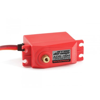 Arrma ADS-15M V2 15kg Waterproof Servo Red AR390139