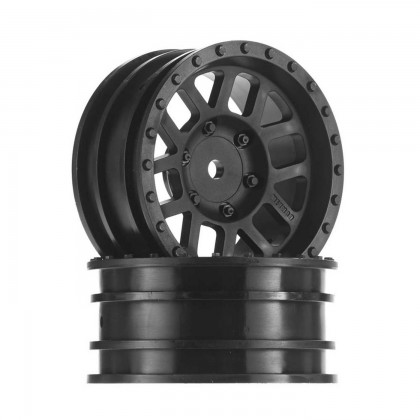 Axial 1.9 Method Mesh Wheels Black (2) AX31415