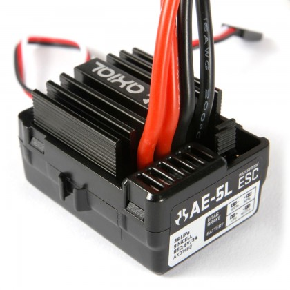 Axial AE-5L ESC w/LED Port/Light AX31480