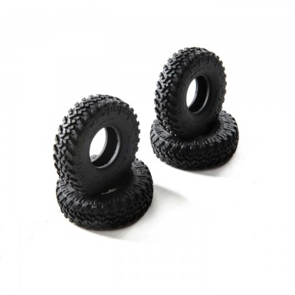 Axial 1.0 Nitto Trail Grappler M/T Tires 4pcs AXI31567