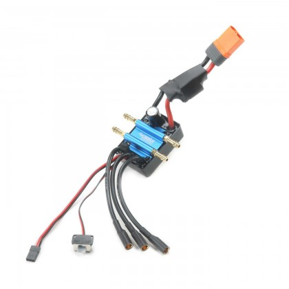 Dynamite 120A BL Marine ESC 2-6S Single Connector DYNM3878