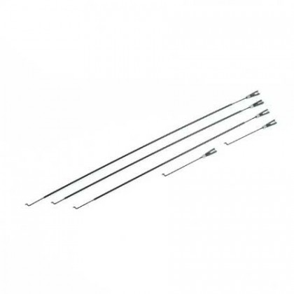 E-Flite Pushrods with Clevis: T-28 EFL08260