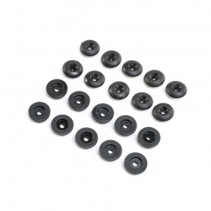 Losi Body Buttons, Top and Bottom (10): LMT LOS240016