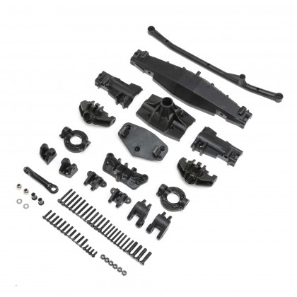 Losi Axle Housing Set Complete, Front: LMT LOS242031