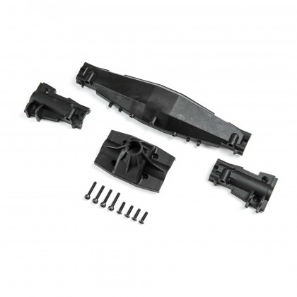 Losi Axle Housing Set, Center Section: LMT LOS242055