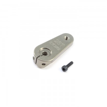 TLR Aluminum Servo Horn 25T: 8X TLR341009