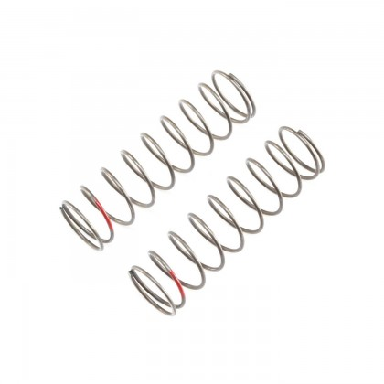 TLR 16mm EVO RR Shk Spring 3.8 Rate Red(2):8B 4.0 TLR344023