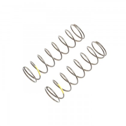 TLR 16mm EVO RR Shk Spring 4.2 Rate Yellow(2):8B 4.0 TLR344025