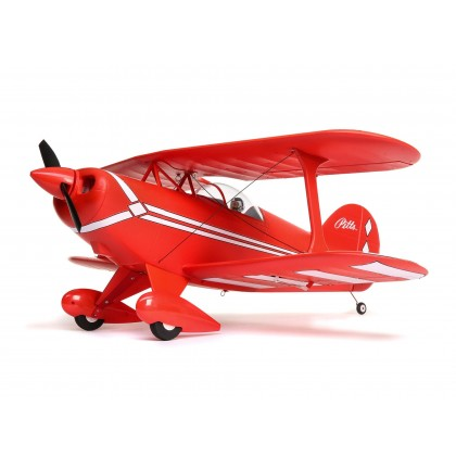 E-Flite Pitts S-1S BNF Basic with AS3X and SAFE Select 850mm EFL35500