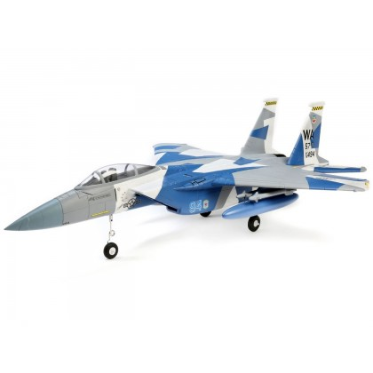 E-Flite F-15 64mm BNF Basic with AS3X and SAFE Select EFL97500