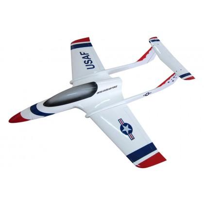JSM Xcalibur Thunderbird Scheme Jet A-JSM001/T from ripmax