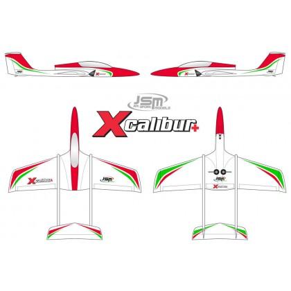 JSM Xcalibur+ Sport Scheme Jet JSM002/S