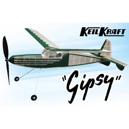 "Keil Kraft Gipsy Kit 40"" Free-Flight Rubber Duration KK2050"