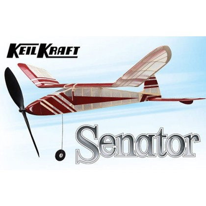 "Keil Kraft Senator Kit - 32"" Free-Flight Rubber Duration KK2060"