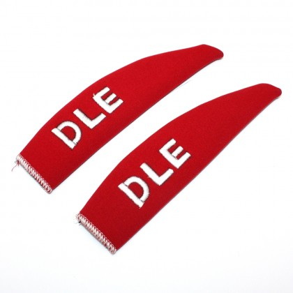 "DLE Propeller Cover 21 - 24"" (Red) ACC0040"