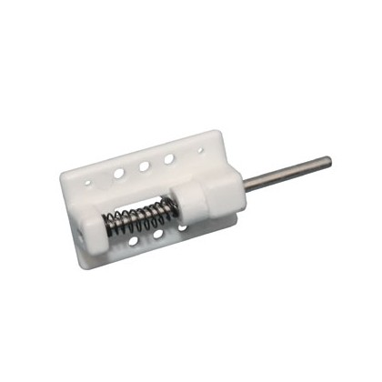 Canopy / Hatch Latch Lock White ACC0113