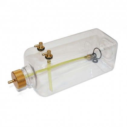 Macgregor Industries Transparent Fuel Tank 700ml V2 Gas/Methanol ACC0174
