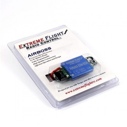 Airboss 80A Brushless Speed Controller from Extreme Flight