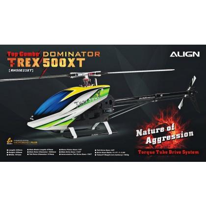 Align T-REX 500XT Dominator Top Combo RH50E23XT