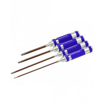 Arrowmax Flat Head Screwdriver Set 3.0 4.0 5.0 & & 5.8 AM130993