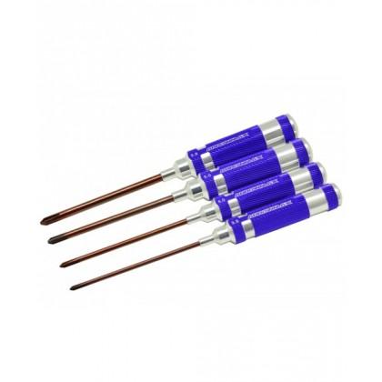 Arrowmax Phillips Screwdriver Set 3.5 4.0 5.0 & 5.8x120mm AM140991
