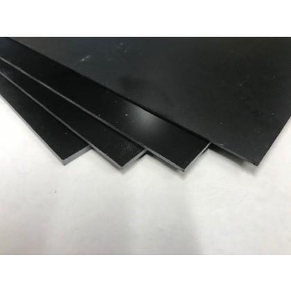 Epoxy Glass Black 400mm x 200mm x 2mm Thickness