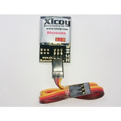 Bluetooth adapter for Xicoy Fadecs / ECU's (Blue1)