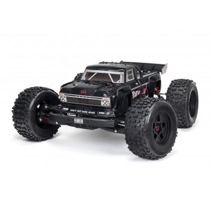 Arrma 1/8 Outcast 6S BLX 4WD Extreme Bash Stunt Truck RTR - Black ARA8710
