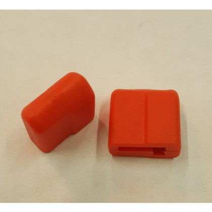 Deans Rubber Covers (2pc)