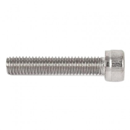 Flightline Socket Caphead Zinc Bolt M5 x 25mm PK8