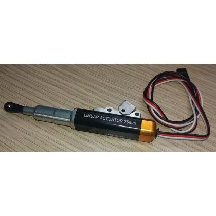 Electron Linear Actuator 25mm Travel