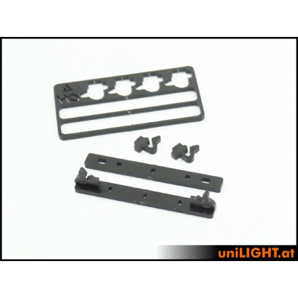 UniLight Controller Assembly Mounting Bracket BLACK-Series