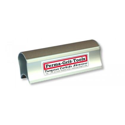 Perma-Grit Sanding Block Contour 140mm x 51mm  fine grit CB140F
