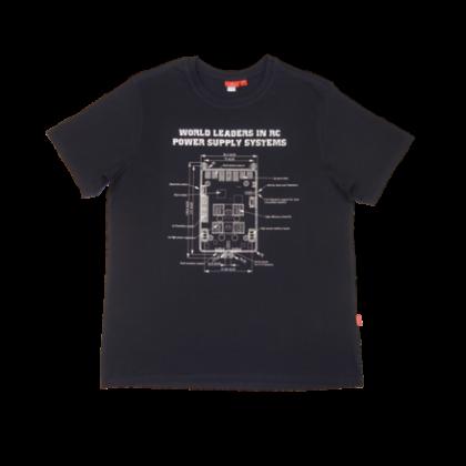 Powerbox T-Shirt - Navy Blue XXX-Large