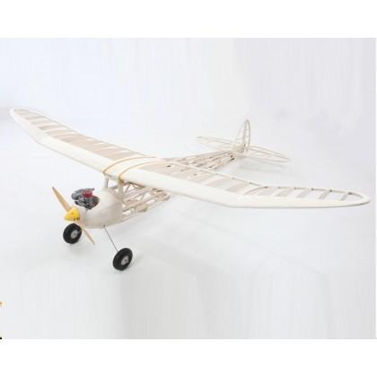 Valueplanes Balsa Cloud Walker 65 Kit, 1650mm Wingspan
