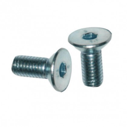 M3 x 6mm Countersunk Caphead Machine Screws m3x6cskcap