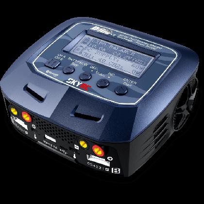 SkyRC D100 v2 AC/DC Dual Balance Charger SK-100131