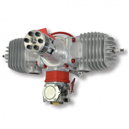 Desert Aircraft DA120 Twin Petrol Engine
