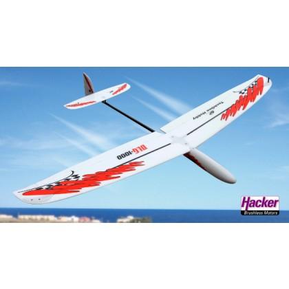 Hacker DLG1000 Glider ARTF